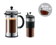 french press & french press to go