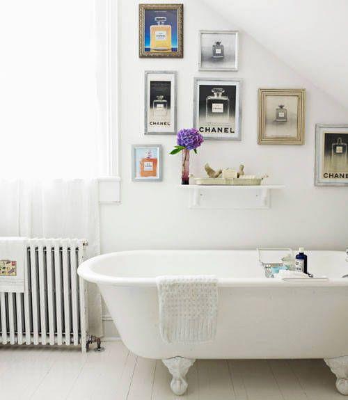 Idee quadri bagno idee per arredare il bagno bagni - Quadri da bagno ...