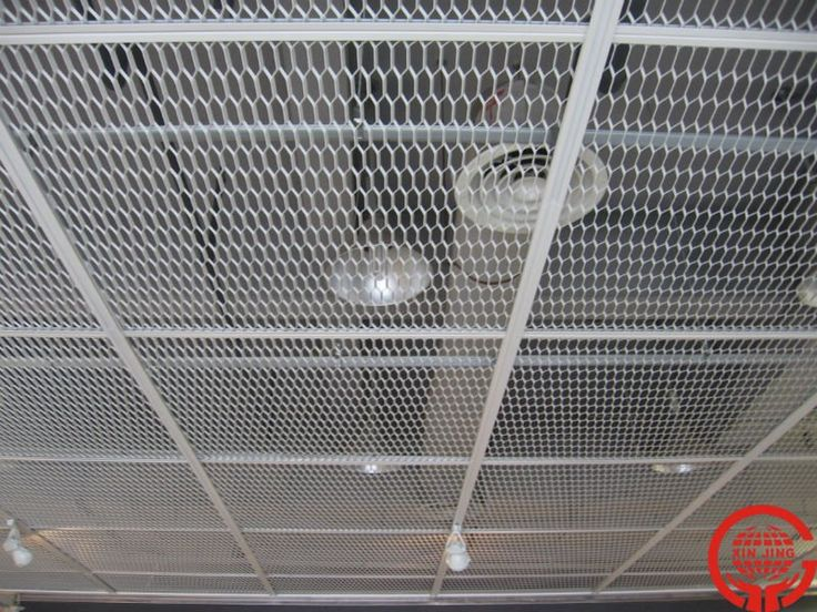 Metal Mesh Ceiling South Bay Pinterest