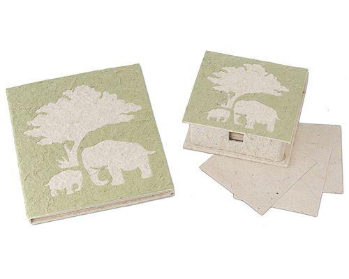 elephant poop paper