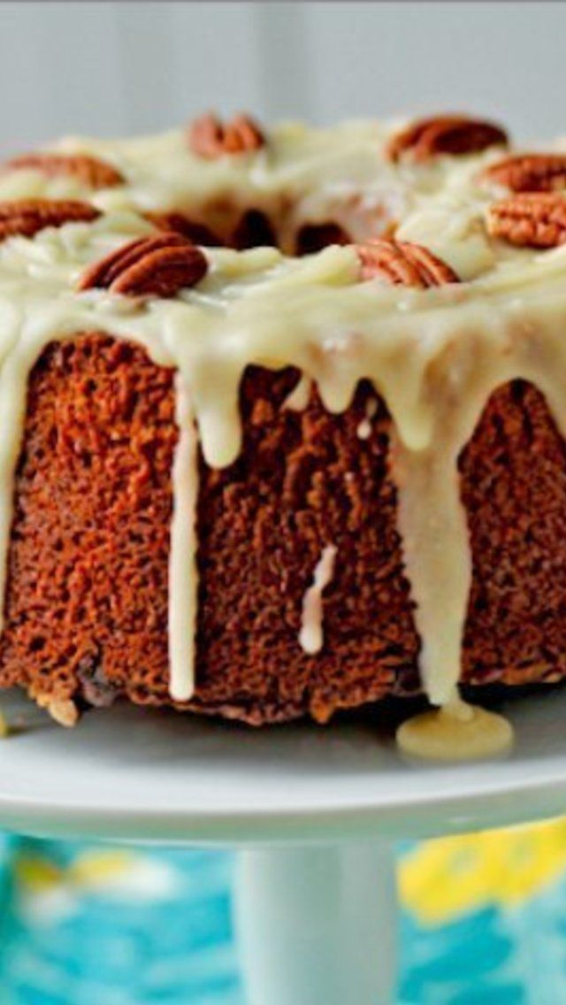 Jack Daniel's Chocolate Chip-Praline Cake Recipe