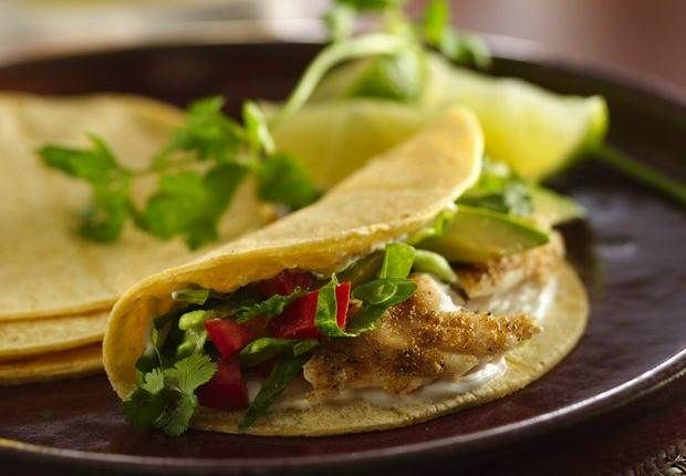 Grilled Fish Tacos | Recipe