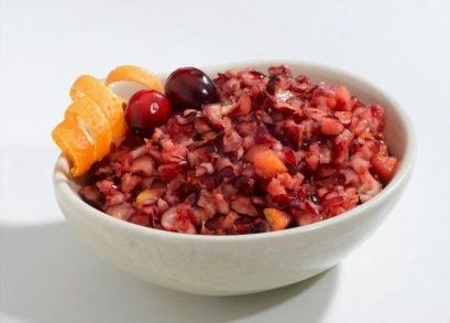 ... Bit of This, That, and Everything: Cranberry Orange Pecan Relish
