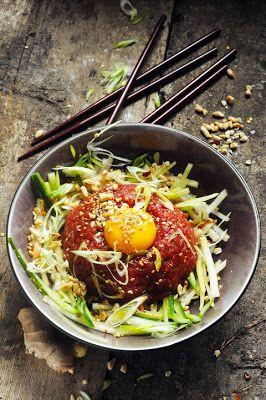 Korean Steak Tartare Recipes — Dishmaps