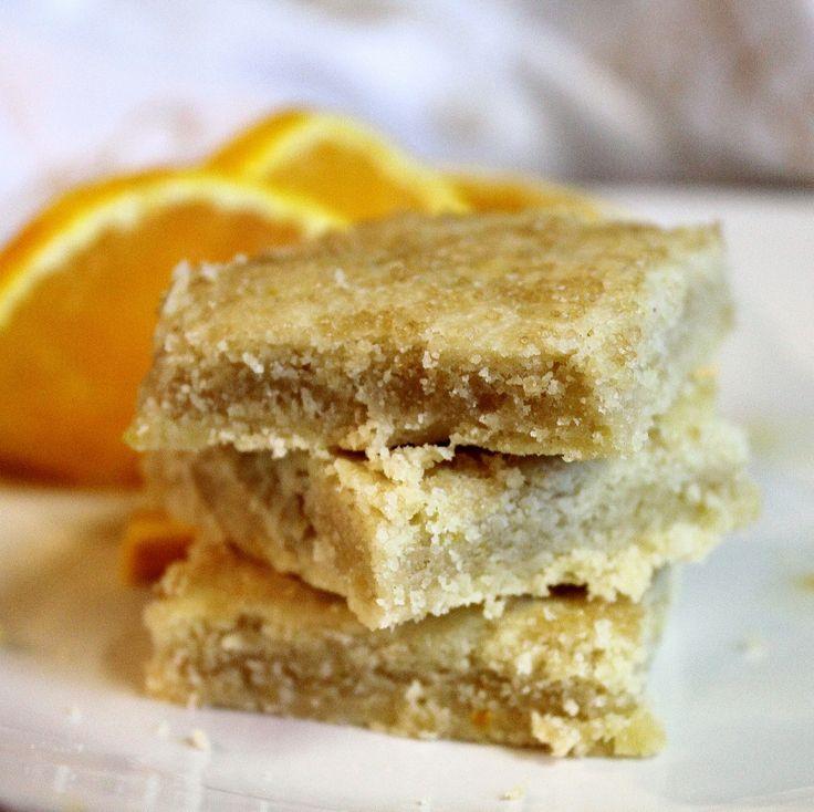 Maple Orange Shortbread - no sugar | Cookies | Pinterest