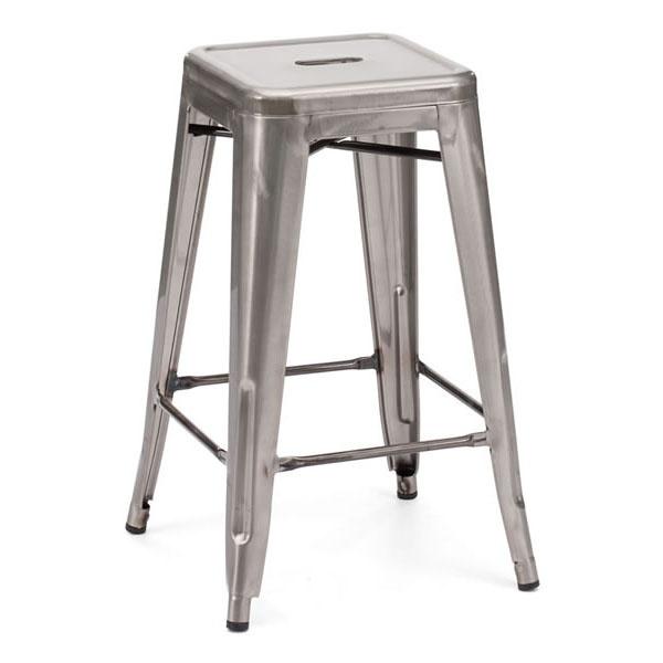 counter height gunmetal stool kitchen pinterest