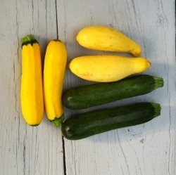 What to do with Zucchini?  You can find lots of great recipes - and even freeze it.  Instructions here...