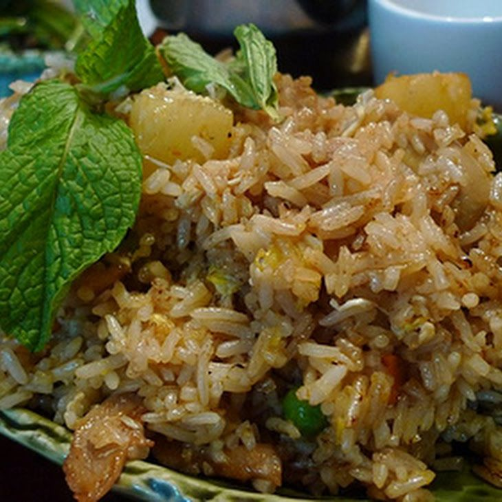 Pineapple Fried Rice | Recipes to try .... | Pinterest