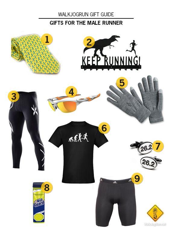 Gift guides for runners: men