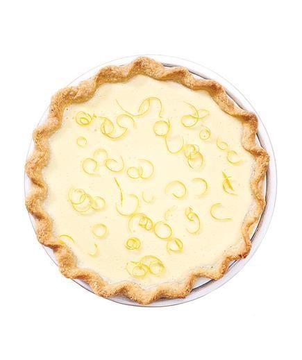 lemon lovers luscious cheesecake pie recipes dishmaps luscious lemon ...