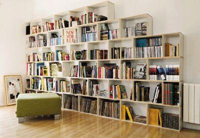 Modular shelves for books best home inspiration gallery - Decorative books for shelves ...
