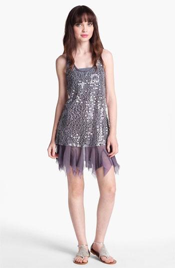 Free People Sequin Slipdress | Nordstrom