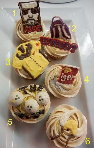 White Russian CupcakesWhite Russian Lebowski