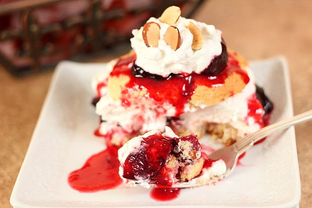 Plum Shortcake with Spiked Chantilly Cream – Not Your Mother's ...
