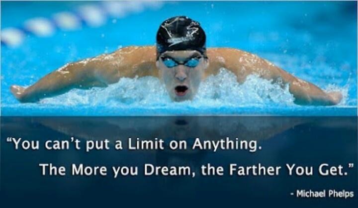Michael Phelps Inspirational Quotes Quotesgram