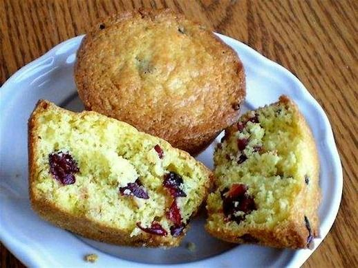Healthy & Delicious: Orange-Cranberry Muffins | Recipe