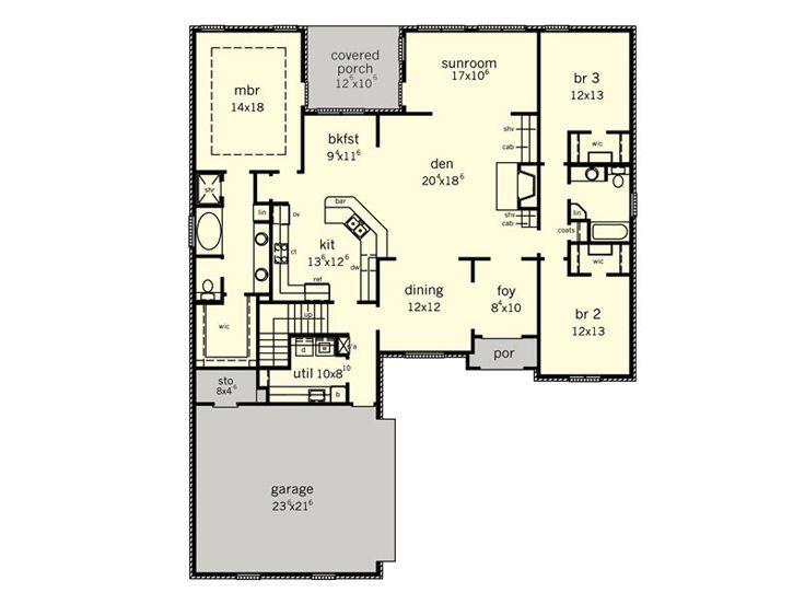 Future Home Possible Floor Plan Domicile Pinterest