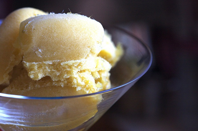 Mango Lime Sorbet | Food: Desserts | Pinterest