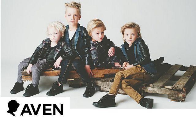 Aven Clothing, Cool Boys Brand!
