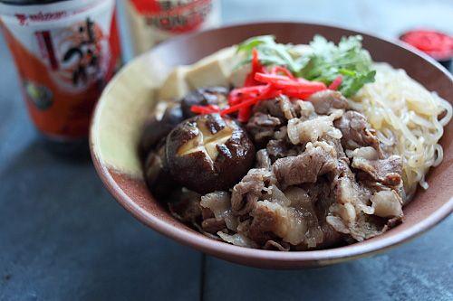 ... sukiyaki donburi don tokyo sukiyaki donburi beef sukiyaki donburi rice