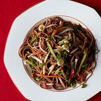Cold Soba Salad Noodling around with pasta doesn't have to be ...