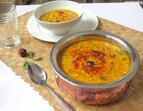 Maayeka: Punjabi Dal Tadka (Mixed Lentils cooked the Punjabi way)