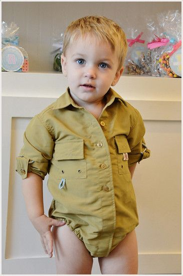 the original infant fishing shirt