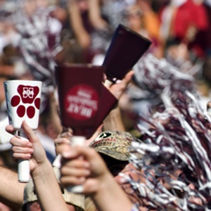 Only in the South: Football Moments | Nowhere Else does Football Now Feature More Cowbell! | SouthernLiving.com