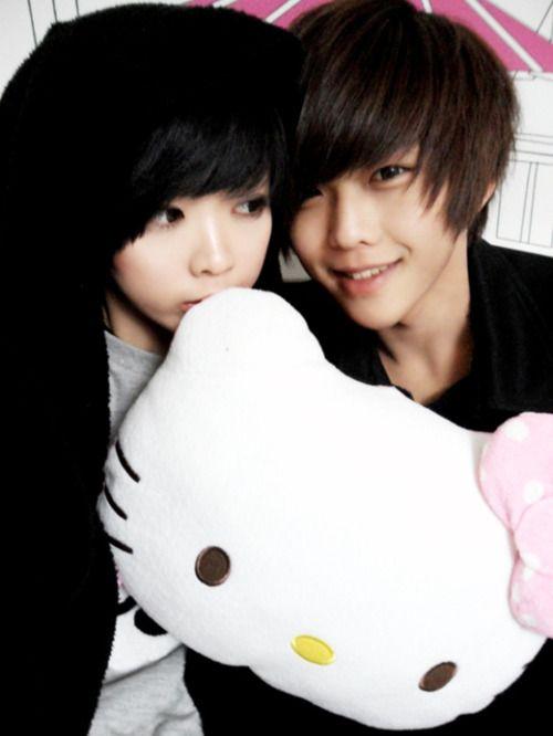 Ulzzang Couple ... Ulzzang Lee Dong Hoon