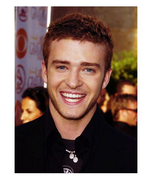Justin Timberlake youn...