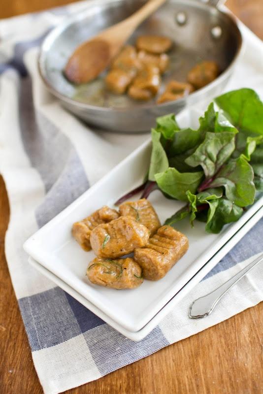Naturally Ella | Whole Wheat Sweet Potato Gnocchi | Page: 1 ...