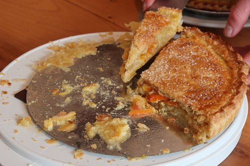 ... virtual): Blood Orange Lemon Vanilla Infused Shaker Pie - Eat The Love