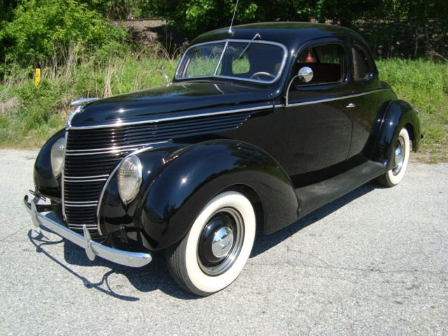 1938 ford standard 2 door coupe 1930s american rides for 1938 ford 2 door coupe
