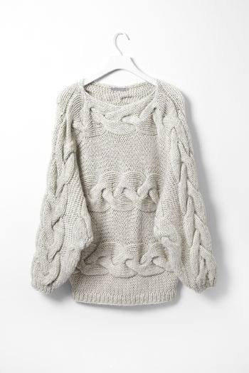 cos batwing sweater.