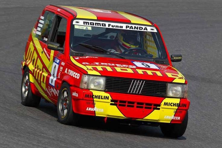 General Momo Funa Panda Race Car The Fiat Forum