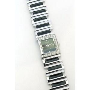 GUESS GC-11597 SILVER BLACK + BONUS BOX GUESS TALI : STAINLESS Rp 220 ...