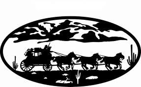Stagecoach drawing google search drawing cowboy pinterest