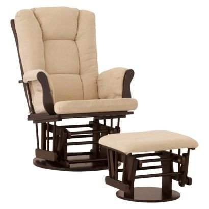 Image Result For Bentley Upholstered Glider And Ottoman
