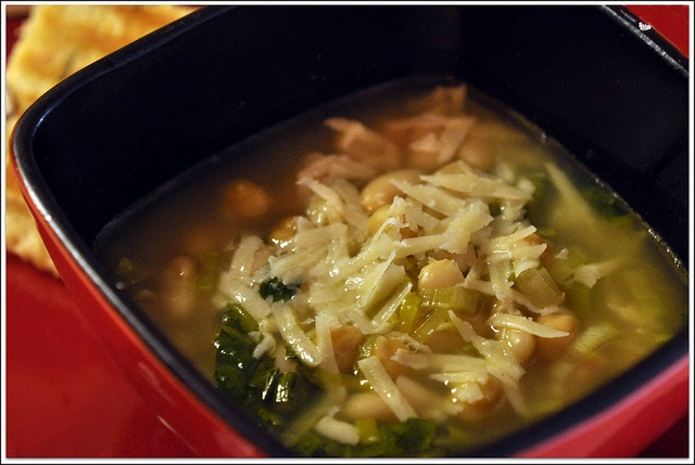 Spinach, Leek and White Bean Soup | Soups ~ warm and cozy yumminess ...