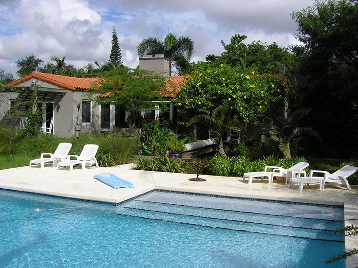 backyard pools miami shores fl a nice backyard pool in miami