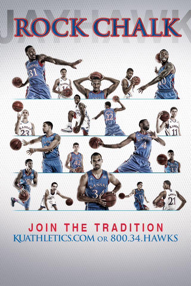 Kansas jayhawks basketball 2013