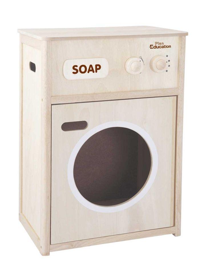 plan toys washing machine