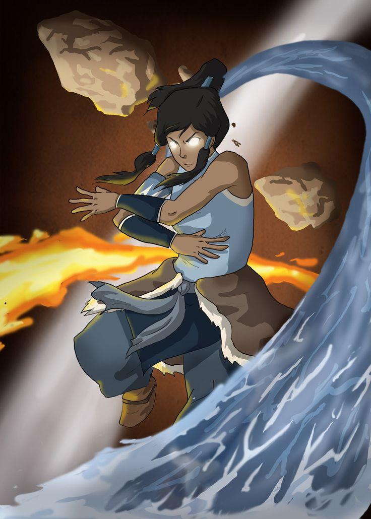 Korra - The Avatar State | Legend Of Korra :D | Pinterest Aang Avatar State Korra