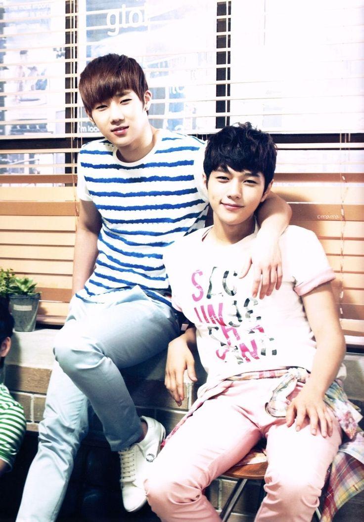 Infinitesunggyu,L  Kpop  Pinterest