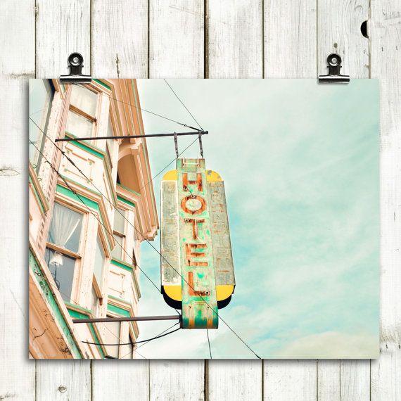 Vintage Hotel Sign 65