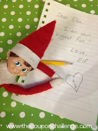 Creative Writing Prompt: Your Elf on the Shelf is