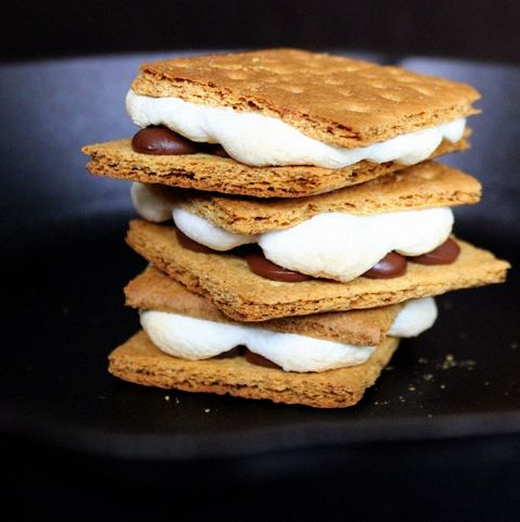 Ultimate Oven S'mores | Food | Pinterest
