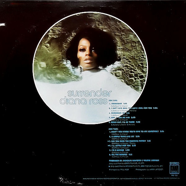 Diana Ross  Michael Jackson Ease On Down The Road