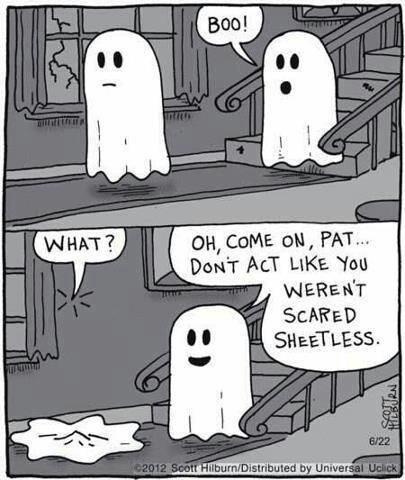 Ghost humor  Funny  Pinterest