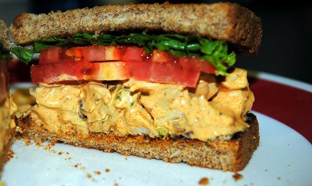 Cajun Chicken Salad | Mmm...Looks Good!! | Pinterest